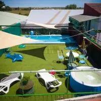 Hotel Arribes Vida en villar-de-peralonso