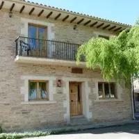 Hotel Casa Rural La Fuente en villar-de-samaniego