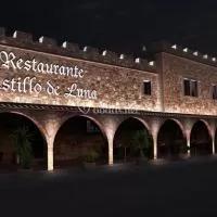 Hotel CASTILLO DE LUNA en villar-del-rey