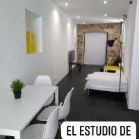 Hotel El Estudio de La Artista - El casar de Leo en villar-del-rey