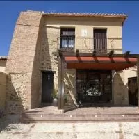 Hotel Rincón de San Cayetano en villardiga