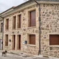 Hotel Casa Rural Buenaventura en villarino-de-los-aires