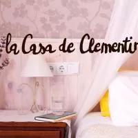 Hotel La Casa de Clementina en villarquemado