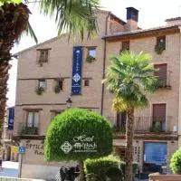 Hotel Hotel-Apartamentos Melihah en villarreal-de-huerva