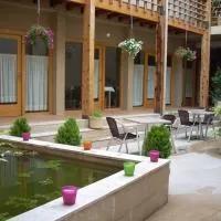 Hotel Hotel Castillo de Ateca en villarroya-de-la-sierra