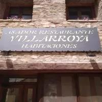 Hotel ASADOR VILLARROYA HABITACIONES en villarroya-de-los-pinares