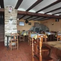 Hotel Hostal Venta Liara en villarroya-de-los-pinares