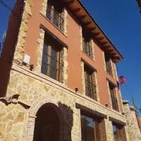 Hotel Hostal los Esquiladores en villarroya-del-campo