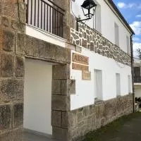 Hotel Albergue Municipal de Vilvestre en villasbuenas