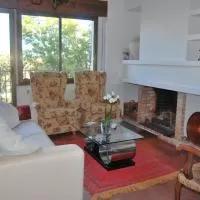 Hotel Casa rural Puente Mocho en villaseco-de-los-gamitos
