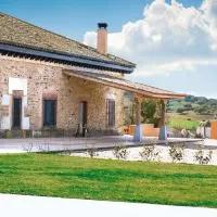 Hotel Casa Rural La Torrecilla en villaseco-de-los-gamitos