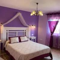 Hotel Alacena Alfarera en villaseco-del-pan