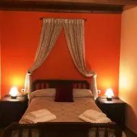 Hotel Piedra Dorada en villaseco-del-pan