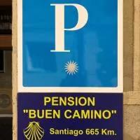 Hotel Pensión Buen Camino en villatuerta