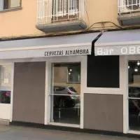 Hotel Pension Obel en villava-atarrabia