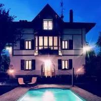 Hotel Villa Ganbara en villava-atarrabia