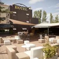 Hotel Don Carlos en villava-atarrabia