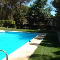 Hotel Ribera el Duero en villavaquerin