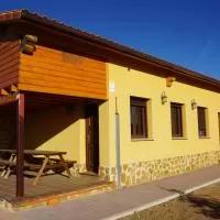 Hotel La Huella Verde en villavellid