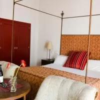 Hotel Palacio Rejadorada en villavendimio