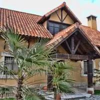 Hotel Tierra de Pinares en villaverde-de-iscar