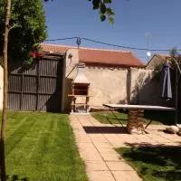 Hotel Casa Rural Las Barricas en villaverde-de-iscar