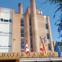 Hotel HOTEL LA MOTA en villaverde-de-medina