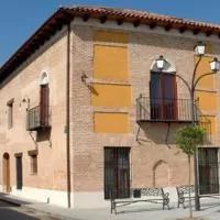 Hotel Doña Elvira Nava en villaverde-de-medina