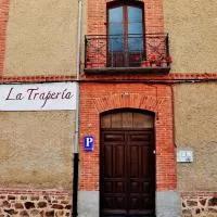 Hotel La Trapería Hostal - Pensión con encanto en villaveza-de-valverde