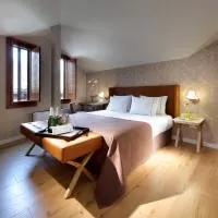 Hotel Exe Casa de Los Linajes en villeguillo