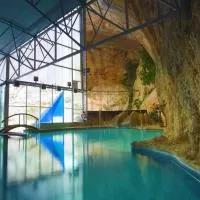 Hotel Hotel Balneario Sicilia en villel-de-mesa