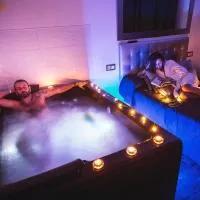 Hotel Suite del Pecado en villoruela
