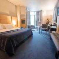 Hotel Silken Ciudad de Vitoria en vitoria-gasteiz