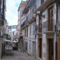 Hotel Apartamento con balcón en viveiro