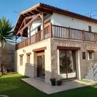 Hotel Casa Ecoeficiente Eguzkilore en vozmediano