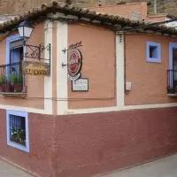 Hotel El Canton en vozmediano