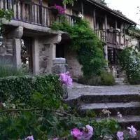 Hotel Aldea Rural Santo André en xinzo-de-limia
