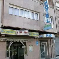 Hotel Hotel 2 de mayo 2 en xinzo-de-limia