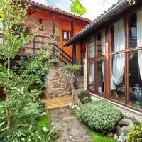 Hotel Casa Rural Sabariz en xinzo-de-limia