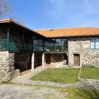 Hotel Casa Rural Rectoral de Candás en xinzo-de-limia