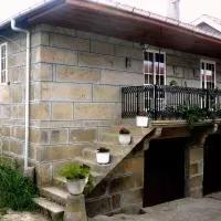 Hotel Apartamentos Turísticos Casa dos Pulidos en xunqueira-de-ambia