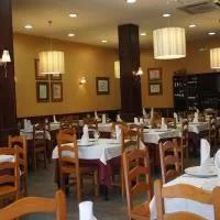 Hotel Hostal Restaurante Alarico en xunqueira-de-ambia