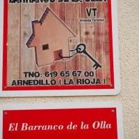 Hotel Barranco De La Olla en yanguas
