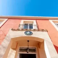 Hotel Casa rural La Rosaleda en yelamos-de-arriba