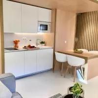 Hotel Inside Bilbao Apartments en zalla