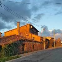 Hotel La Fragua Casa de Cuento en zamarra