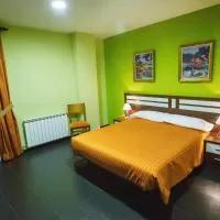 Hotel El Pasil Centro de Turismo Rural en zamarra