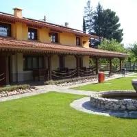Hotel Casa rural La Noria en zamarra