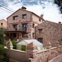 Hotel El Royo en zaorejas