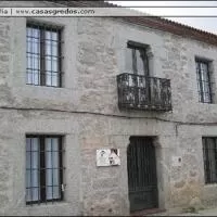 Hotel Casa Rural La Cañada Real en zapardiel-de-la-canada